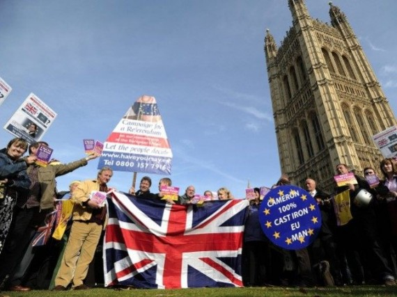 majorité Britanniques favorable sortie Union européenne