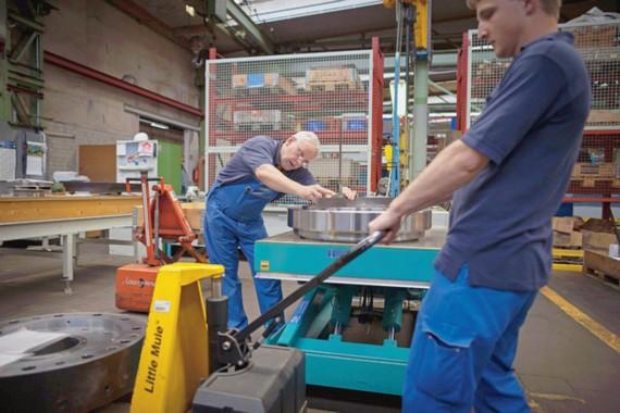 Allemagne migrants age retraite salaire minimum
