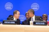 Barack Obama et Ban Ki-moon veulent combattre par l'ONU les «idéologies» à la racine de l'«extrémisme violent»