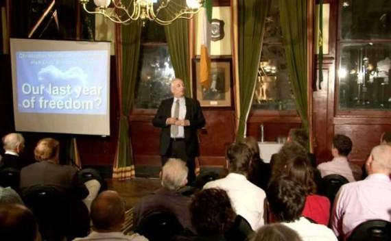 COP21 Lord Christopher Monckton gouvernement mondial Stephen Harper