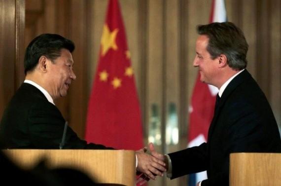 Chine Royaume-Uni accords nucleaire