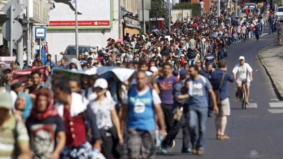 Hongrie ferme frontiere Croatie