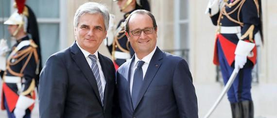 Migrants Hollande politique Autriche