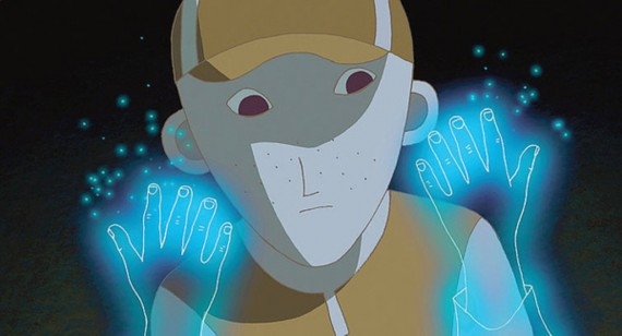 Cinéma Phantom Boy Dessin animé Fantastique Enfants Famille
