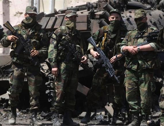 Russie Spetsnaz Syrie islamistes