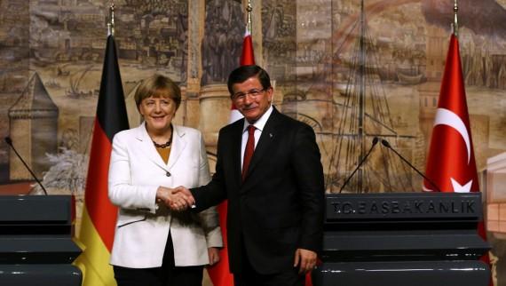Turquie Merkel donnant-donnant