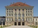La photo: Un groupe d'artistes «pro-migrants» a demandé que le château Nymphenburg, résidence d'été des rois de Bavière,…