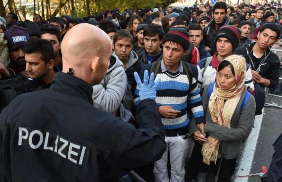 clôture Autriche expulsions clandestins Allemagne