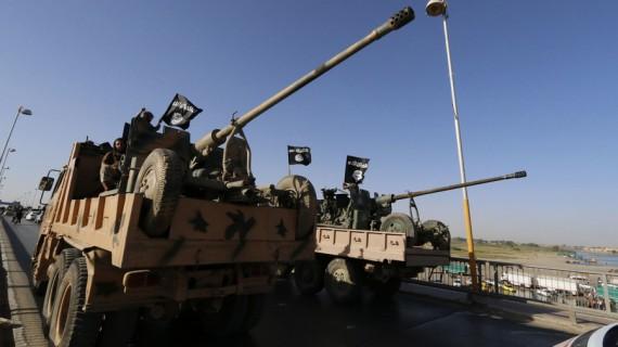 djihadistes Etat islamique autres groupes islamistes auraient fui Syrie