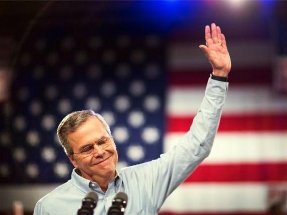 entreprise chinoise soutien financier candidat républicain Jeb Bush