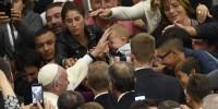 Le pape veut la fin des préjugés sur les gens du voyage mais rappelle aussi leurs responsabilités