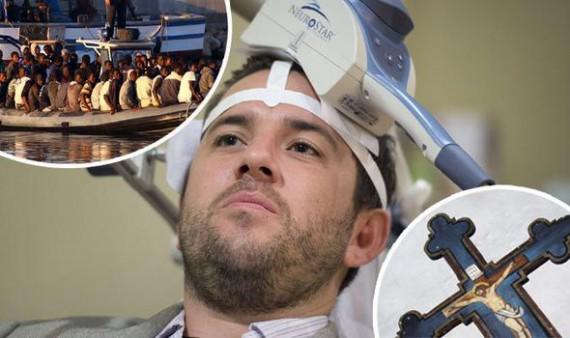 magnétiser cerveaux changer opinion Dieu migrants Keize Izuma