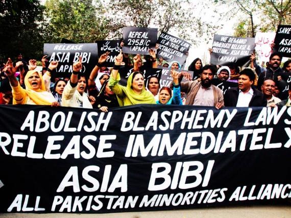 multiplication inquiétante accusations blasphème Pakistan
