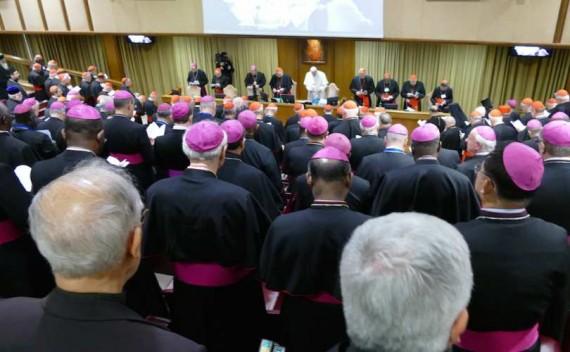 treize cardinaux lettre pape François critiquer organisation synode