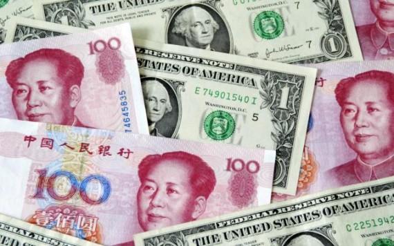 yuan DTS FMI Chine dollar
