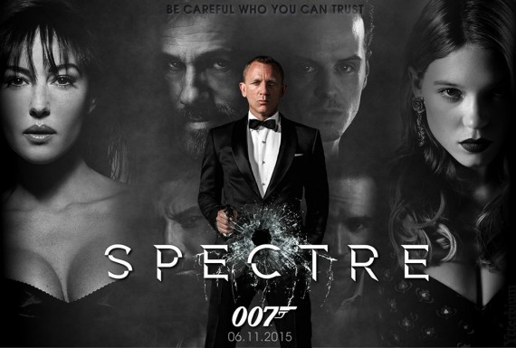 007 Spectre Aventures James Bond Film Action cinéma