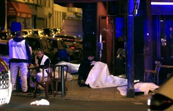 Attentats Paris islamistes couler sang français