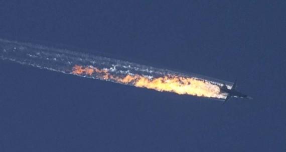 Avion russe abattu Turquie