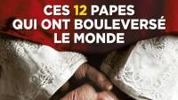 Christophe Dickès, Ces 12 papes qui ont bouleversé le monde, Tallandier, 2015, 21,90€.