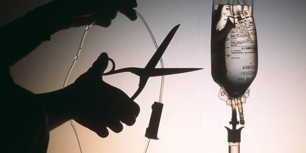 Conseil central Juifs Allemagne contre légalisation euthanasie