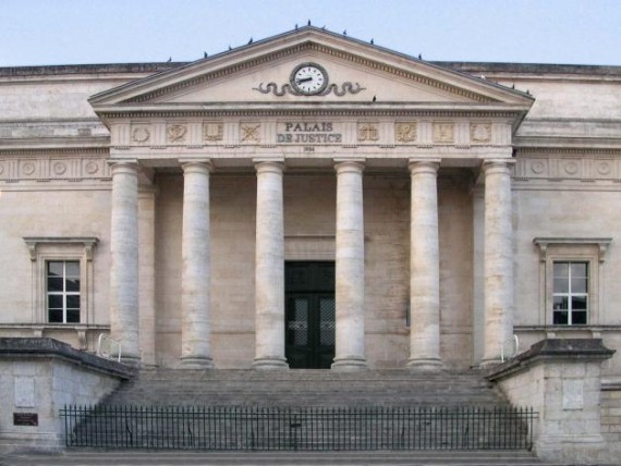 Palais de Justice d'Angoulême
