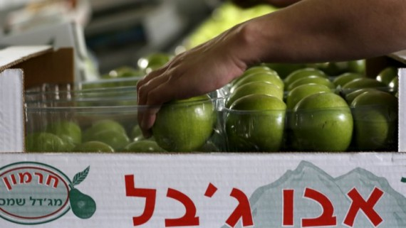 Europe étiquetage produits provenance Israël