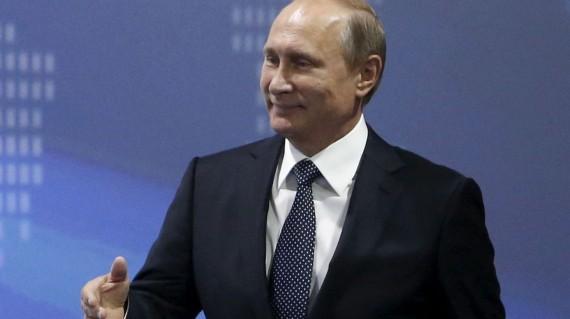 Forbes Poutine homme puissant monde