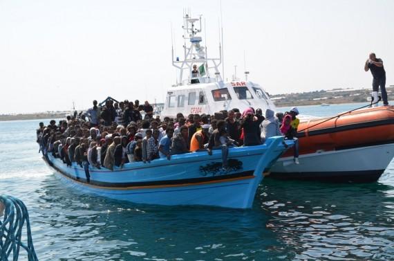 Frontex cri alarme clandestins