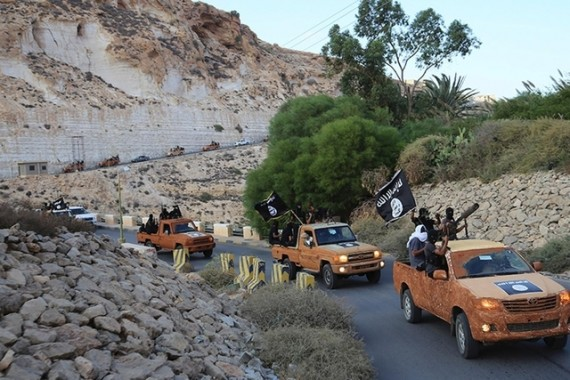 Libye risque nouveau sanctuaire Etat islamique