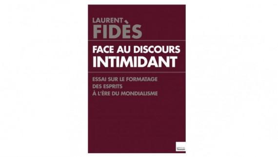 Livre Face discours intimidant Laurent Fidès Jallais