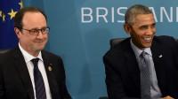 Barack Obama et François Hollande se rabibochent sur la COP21