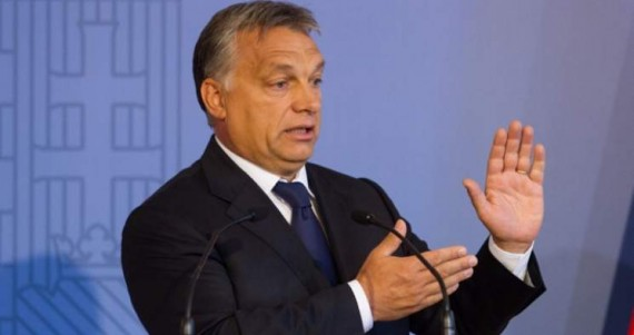 Orbán migrants Europe trahison civilisation