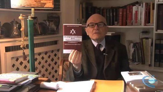 Origines occultistes de franc-maçonnerie jean claude lozac hmeur livre