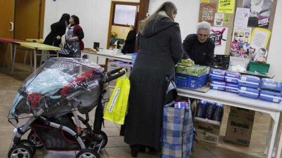 Secours catholique Français plus pauvres