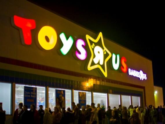 Toys R Us jouets filles garçons Royaume-Uni