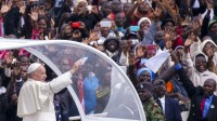 Voyage du pape François en Afrique:climat et dialogue interreligieux