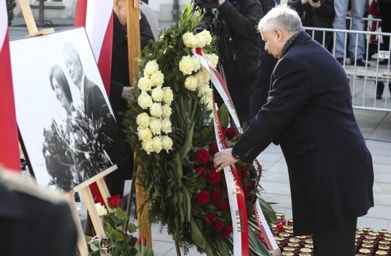 attentat accident avion Lech KaczynskiPologne Andrzej Duda