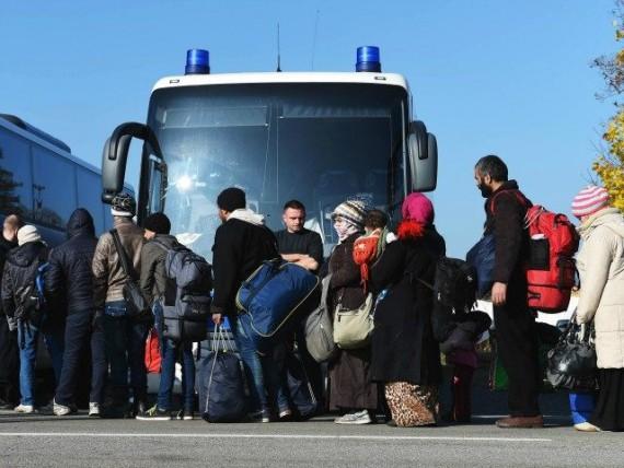 village allemand accueillir réfugiés
