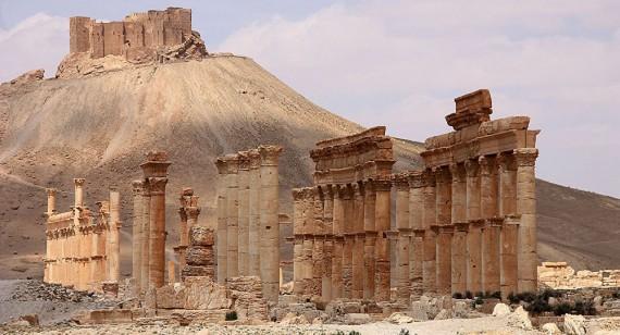 Alep Palmyre Ramadi succès Irak Syrie Russie contre Etat islamique