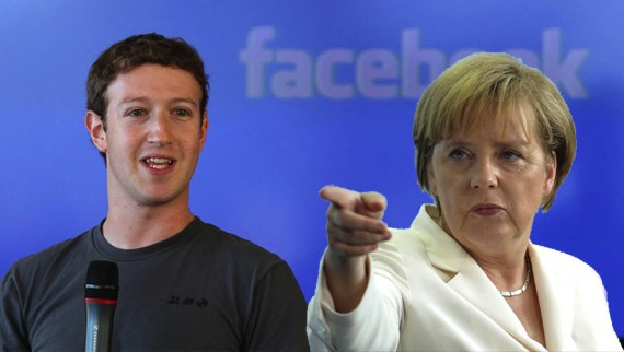 Allemagne censure Twitter Facebook Google dissidents immigration massive