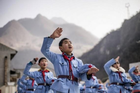 Chine Xi Jinping écoles Parti prêcher communisme fonctionnaires