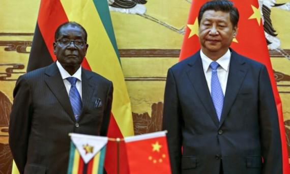 Chine liens Zimbabwe intégration africaine