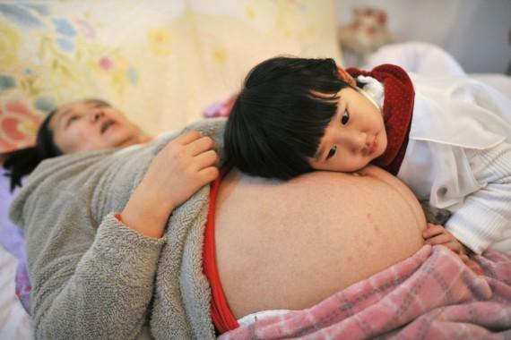 Chine politique deux enfants améliorer offre contraceptive