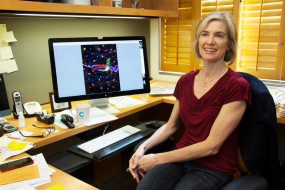 Danger édition gènes CRISPR Jennifer Doudna