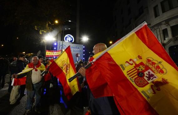 Espagne droite élections législatives