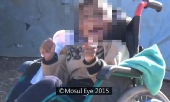 Etat islamique exécute enfants trisomiques handicapés nazis
