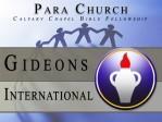 La libre-pensée des Etats-Unis s'attaque aux Bibles des Gédéons  au nom de la séparation de l'Eglise et de l'Etat