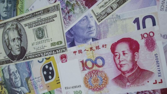 FMI yuan panier monnaies référence