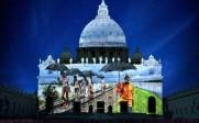 """""""Fiat Lux"""": un spectacle de lumière sur le climat financé par la Banque mondiale sur Saint-Pierre de Rome le 8 décembre"""