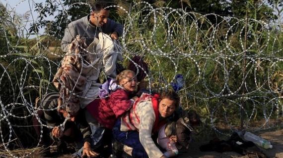 Frontières Frontex Etats souveraineté